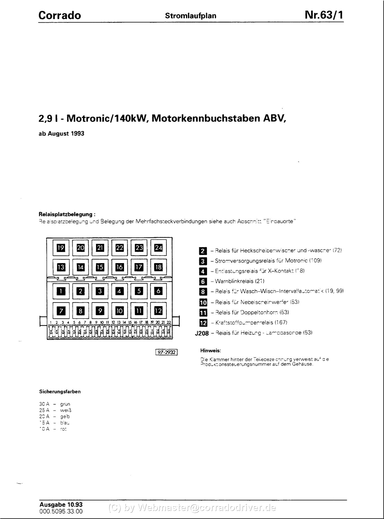 Ungewöhnlich 2003 Vr6 Schaltplan Galerie - Elektrische Schaltplan ...